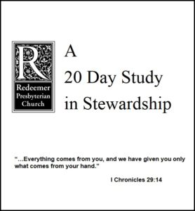 StewardshipDevotional - Cover art